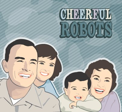 The Crest - Cheerful Robots